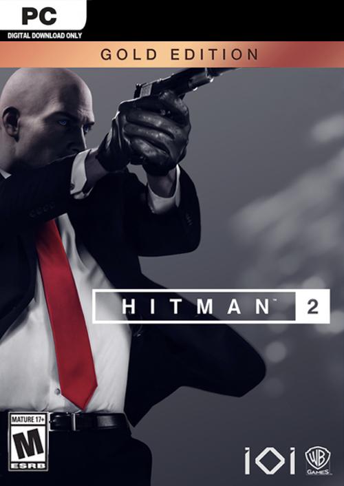 [Steam] Hitman 2 Gold Edition PC - £19.99 @ CDKEYS