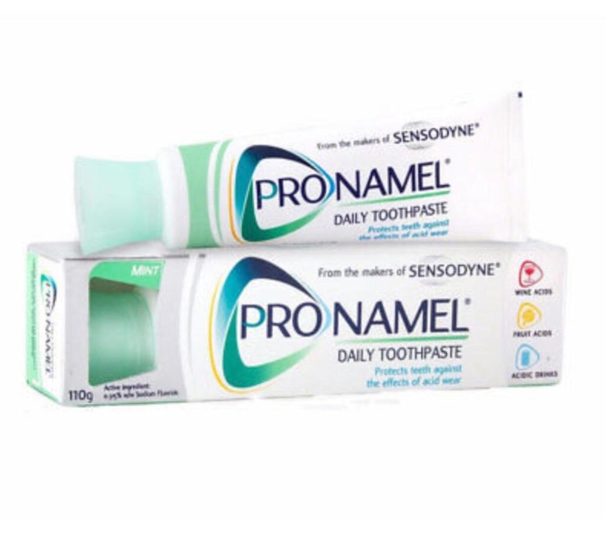 All Sensodyne Pronamel Range Now Half Price £2 at Sainsbury's