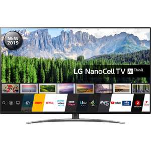 """LG 55SM8600PLA 55"""" Smart 4K Ultra HD TV with Nano Cell, HDR10, Dolby Vision and Dolby Atmos £737.10 @ AO"""