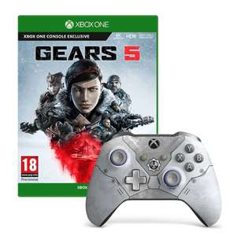 Gears 5 & Kait Diaz Limited Edition Controller bundle £89.99 @ Smyths toys