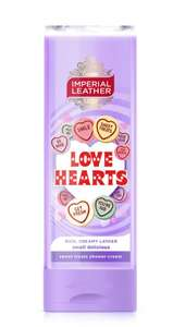 250ml bottles Imperial Leather Shower Gel- Lovehearts, Refresher or Marshmallows  2 for £1 @ Lidl