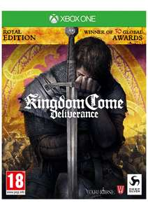 Kingdom Come: Deliverance - Royal Edition on Xbox One - £14.99 delivered @ Simply Games