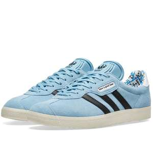 ADIDAS X HAVE A GOOD TIME GAZELLE / SUPERSTAR TRAINERS were £129 now £54.95 delivered size 6.5 up to 10.5 @ Endclothing