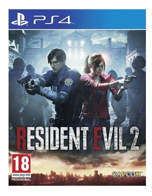 Resident Evil 2 Remake PS4 £20.99 Delivered @ Base