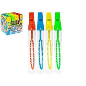"7.5"" Flute Bubble Wand 46p delivered at CPC"