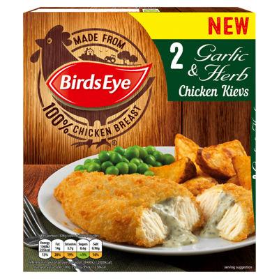 Birds eye Chicken Kievs 98p @ Asda online and instore