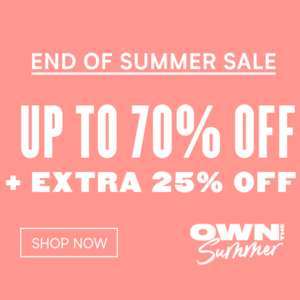MyProtein up tp 70%off + 25% on selected items with code SUMMER