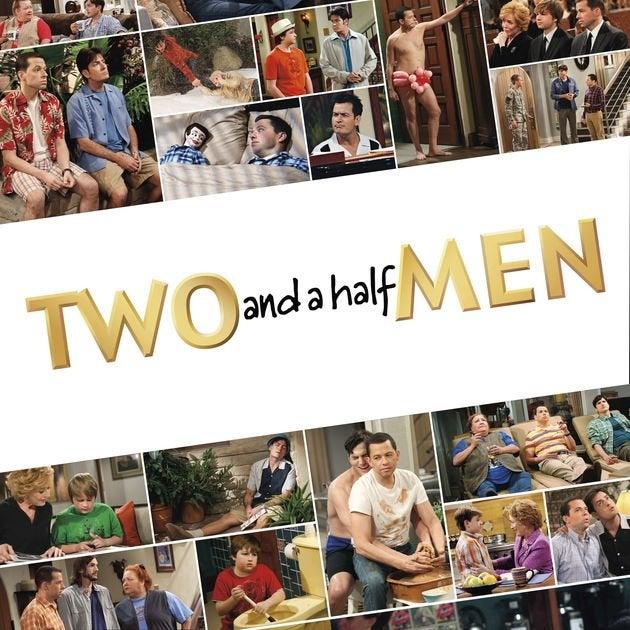 Two and half men complete set (season 1-12) £39.99 itunes