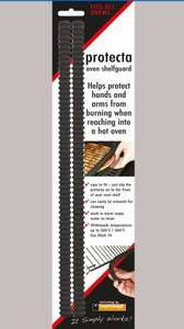 Protecta Oven Shelf Guards - Pack of 2 £3.48 @ CPC Farnell