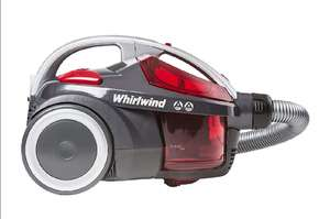 Hoover Whirlwind Bagless Cylinder Vacuum Cleaner, SE71WR01 now only £49.75 delivered @ Amazon