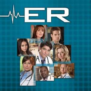 ER: The Complete Series (season 1-15) £64.99 itunes