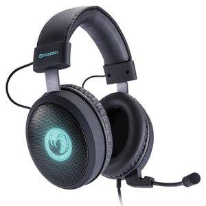 Nacon pcgh-300sr Binaural Over-Ear Headphones £42.19 Base.com