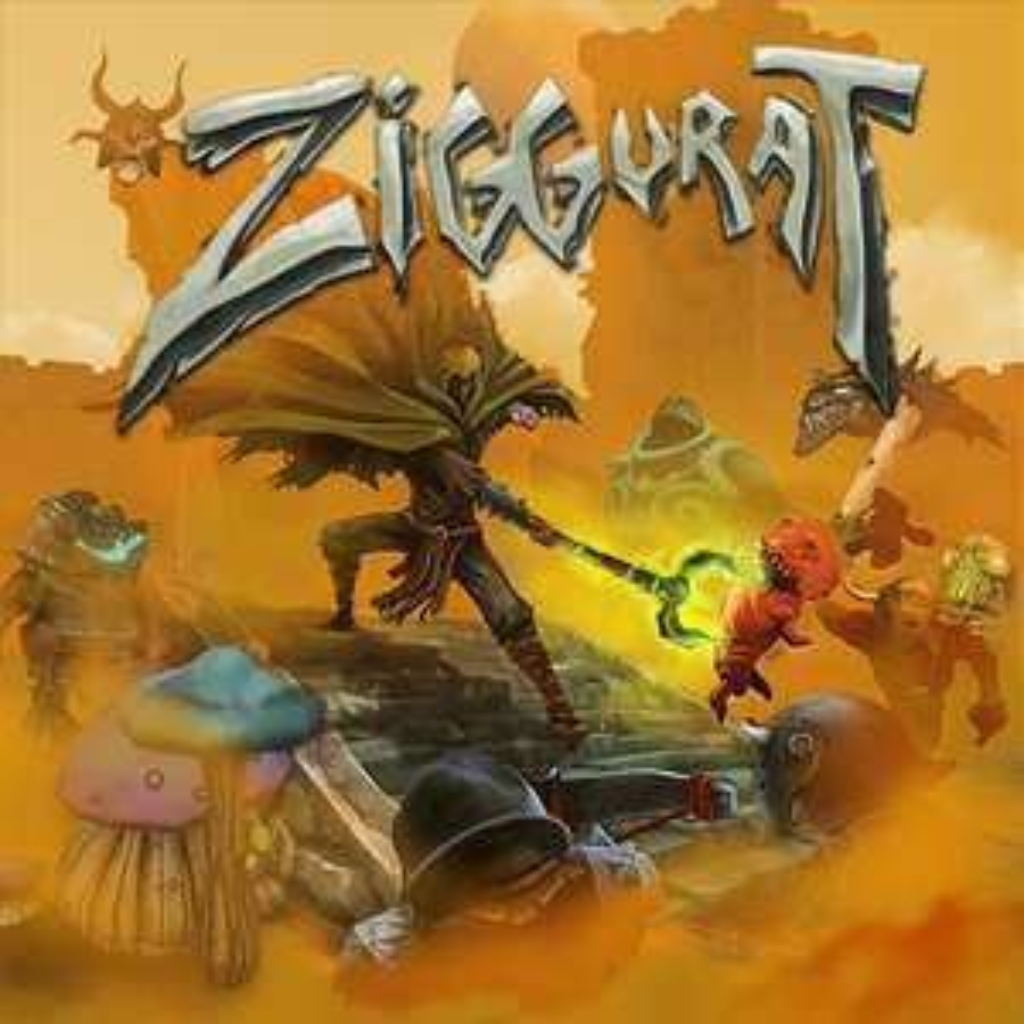 Ziggurat PS4 £1.69 @ UK Playstation Store