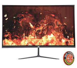 """EG 27"""" QHD Monitor 2560 x 1440 - 144hz 1ms Freesync Gaming for £189.10 delivered @ Ebuyer Express / Ebay Store"""