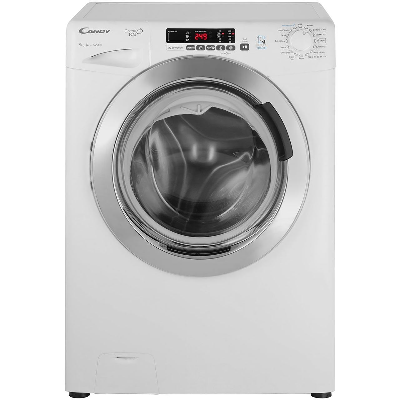 Candy GVS169DC3 Grand'O Vita A+++ 9Kg 1600RPM - £223.20 or Candy CBWM814DC A+++ 8Kg 1400 RPM Washing Machine - £229.68 delivered @ AO eBay