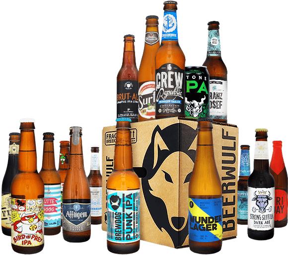 Beer Case £26.77  with Voucher Code @ Beer Wulf