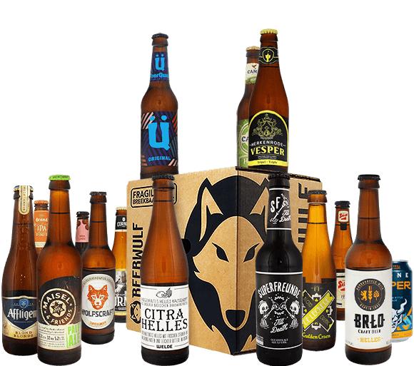 16 Bottle Beer Case £22.65 with Voucher Code @ Beerwulf