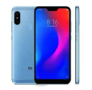 Xiaomi Mi A2 Lite 4GB/64GB Dual Sim SIM FREE/ UNLOCKED - Blue Smartphone £110.99 with code @ Eglobal Central