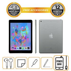 "Apple iPad 9.7"" 6th Gen 32GB (Space Grey) - £223.96 @ Hitechelectronicsuk via eBay"
