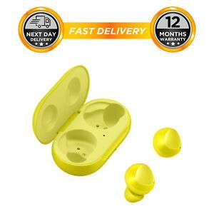 Samsung Galaxy Buds SM-R170 True Wireless Bluetooth Earphones – Yellow £79.96 delivered by hitechelectronicsuk eBay
