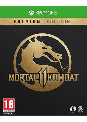 Mortal Kombat 11 Premium Edition + Exclusive Steelbook (Xbox One) £39.85 Delivered @ Base