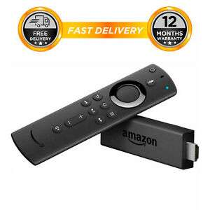 Amazon Fire TV Stick with all-new Alexa Voice Remote 2019 Model, £27.19 sold by hitechelectronicsuk eBay