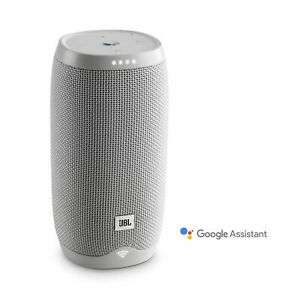 JBL Link 10 White Voice-Activated/Chromecast Portable Speaker £59.99 delivered, sold by Harman Kardon eBay