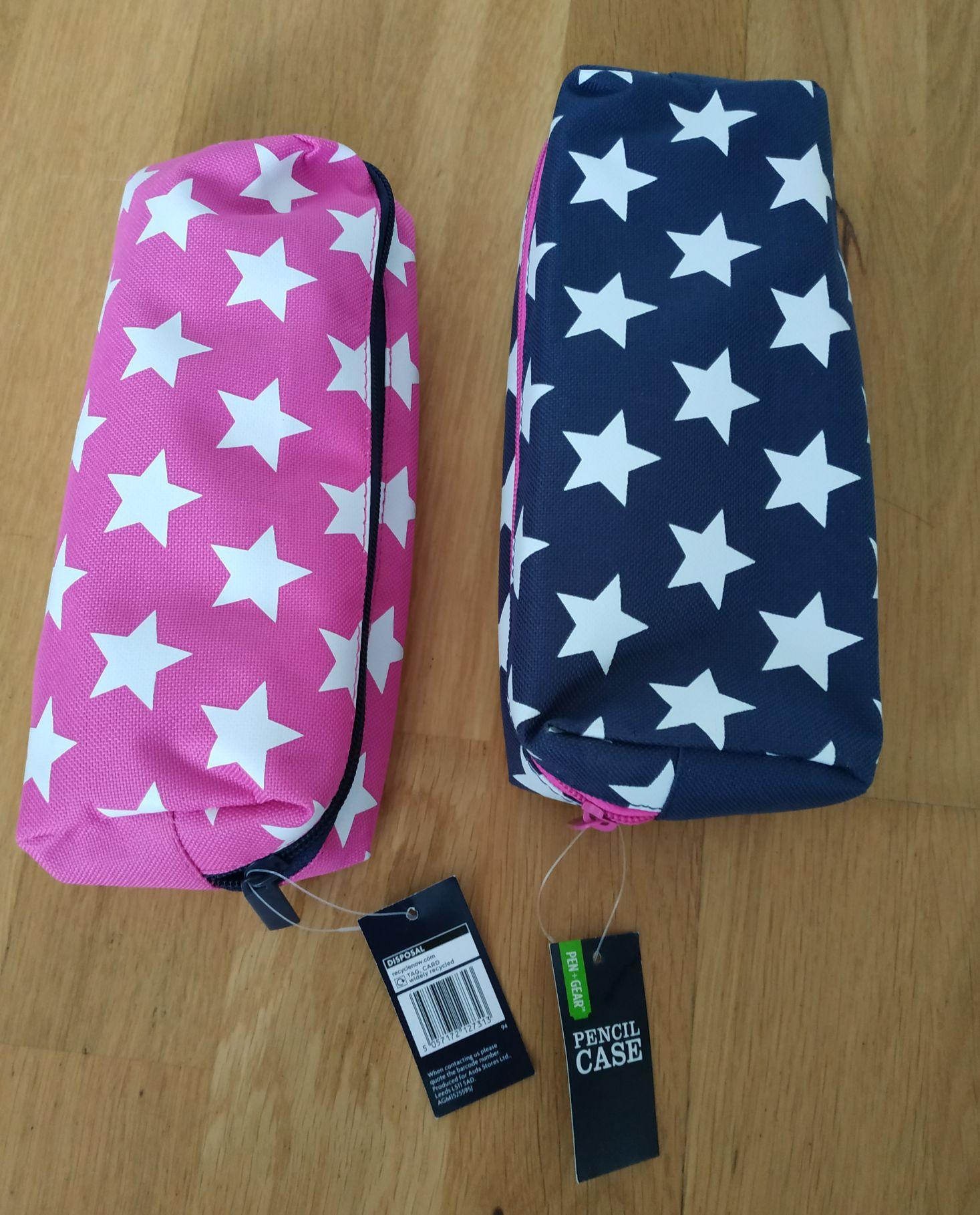 Asda star pencil case 30p @ ASDA (Taunton)