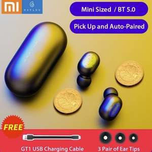 Xiaomi Haylou GT1 Mini TWS Bluetooth 5.0 Touch Control Earphones With Charging Box / Charging Cable £12.44 @ Tomtop