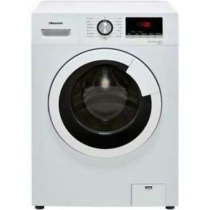 Hisense WFHV9014 A+++ Rated 9Kg 1400 RPM Washing Machine White £183.20 delivered with code @ AO eBay