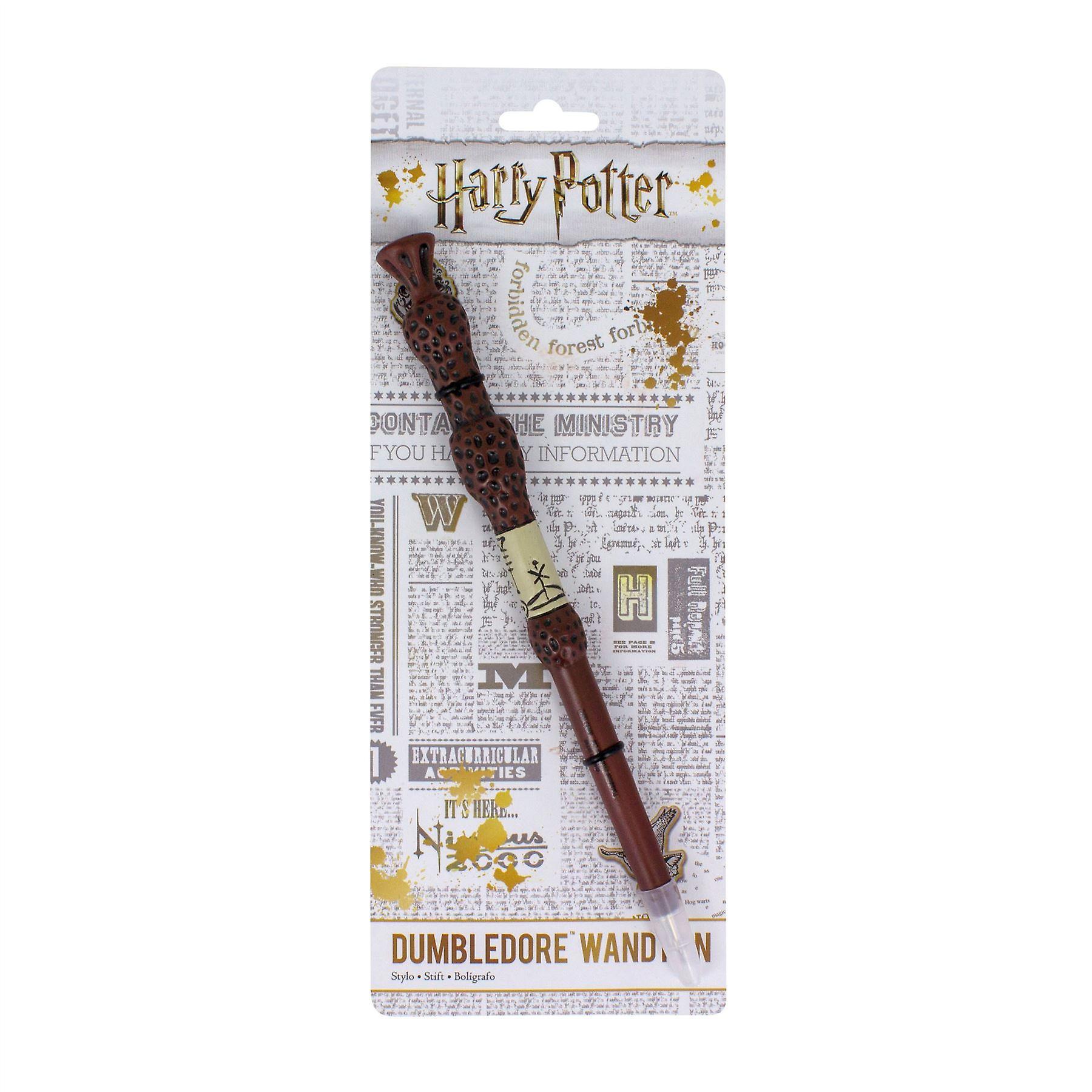 Sainsbury's Torbay Harry potter Dumbledore wand pen £1.50 instore