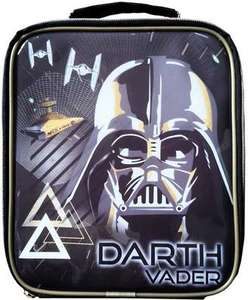 Various lunch bags £1.50 @ ASDA (Clydebank) - Darth Vader/ Lego Movie / LOL Suprise