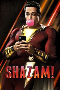 Shazam! HD Only £1.90 To Rent (95p For New Customers) @ Chili (Flash Offers)