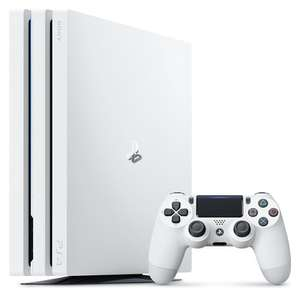 Sony PlayStation PS4 Pro 1TB 4K Console White Refurbished with a 12 month Argos guarantee - £254.99  Argos on eBay
