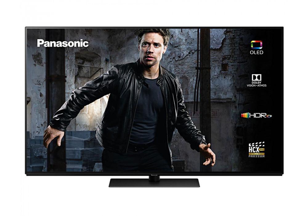 "Panasonic TX65GZ950B 65"" Ultra HD 4K OLED TV with free Panasonic DP-UB450EBK Blu-ray player - £2159.10 @ Crampton & Moore"