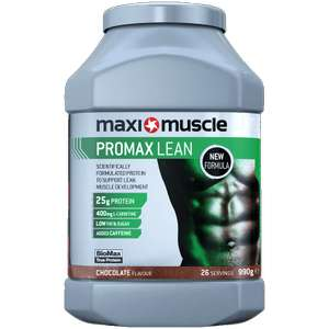 Maximuscle Promax Lean 990G - 2 For £10 @ Fulton Foods