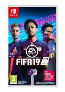 Fifa 19 - Nintendo Switch - £14.99 at Simply Games