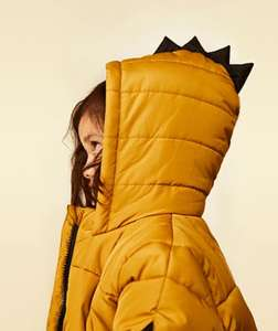 Kid's coats Girls / Boys 20% off Selected lines +  2.1% Topcashback applies -  free Click and Collect (+£2.95 for delivery)  @ Asda George