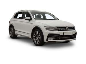 Volkswagen TIGUAN1.5 TSi EVO 150 Match 5dr Personal Lease 5,000 miles / 2 years £109.46 p/m, £3600 initial + £239.99 fee (£6,467.03) @ NVS