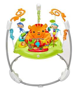 Fisher-Price Roarin' Rainforest Jumperoo £63.99 - Sold by Home Emporium UK on Amazon