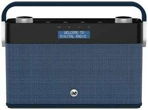 Acoustic Solutions LCD RDS FM DAB Radio With Built In Rechargeable Battery £16.99 at Argos eBay