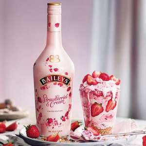 Baileys Strawberries and Cream 70cl £8.36 at Costco Chester