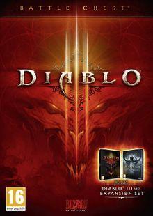 [PC] Diablo III 3 Battle Chest £11.99 @ CDKEYS