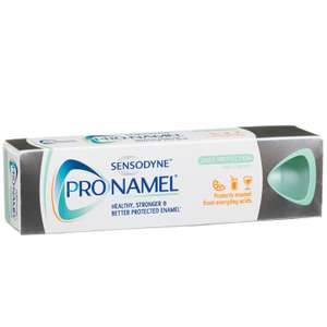Sensodyne ProNamel Buy 2 for £3 (£1.99 each)  LIDL instore