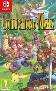 Collection Of Mana (Nintendo Switch) £27.95 Delivered @ The Game Collection via eBay
