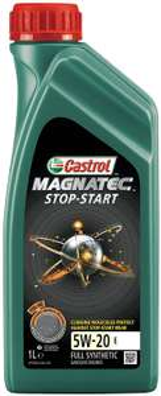 Castrol Magnatec 5w-20 start stop 1L £5 @ Tesco (Blackburn)