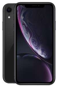 iPhone XR 128gb 90gb ultd text and min on 02 £43 per month (poss £38 with cashback) @ Affordablemobiles total price £1032 poss £912