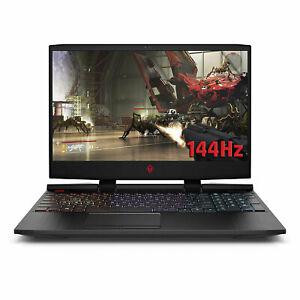 """(Refurbished) HP OMEN 15.6"""" 144Hz Gaming Laptop, Core i7-9750H, GTX 1660Ti, 8GB RAM, 512GB SSD £879.99 @ Laptop Outlet eBay"""
