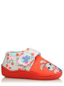 Peter Rabbit - Lily Bobtail slippers size 7 Now £1.50 @ Asda ( Free C&C )
