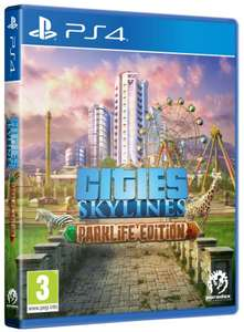 Cities Skylines: Parklife Edition PS4 £29.85 @ ShopTo